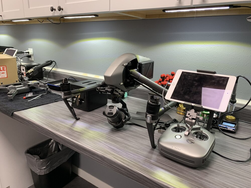 local drone repair services