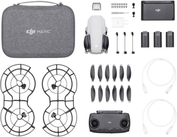 DJI Mavic Mini fly more combo included