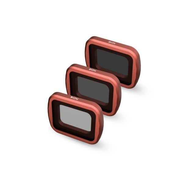 3-Pack ND Filters for DJI Osmo Pocket Gimbal Camera