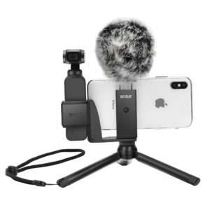 Skyreat DJI Osmo camera phone holder mic