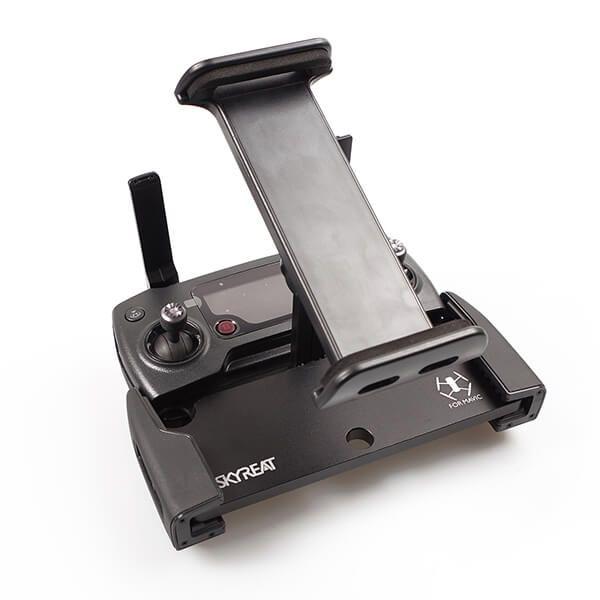 Skyreat Mavic Mini Air Pro Foldable Aluminum Metal 4-12″ Ipad Tablet Mount Holder for Dji Mavic 2 Pro