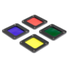 Lume Cube RGBY Color gel pack