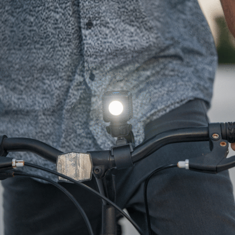 Lume Cube bicycle mount kit