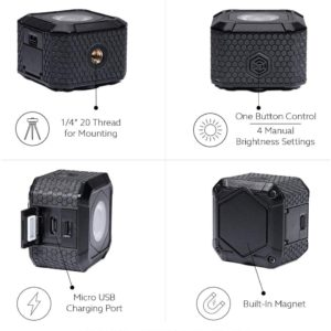Lume Cube Air functions