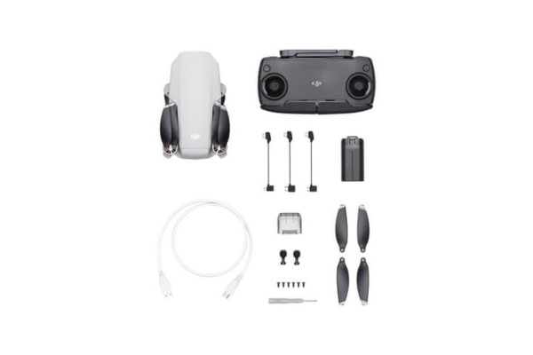 DJI Mavic Mini included