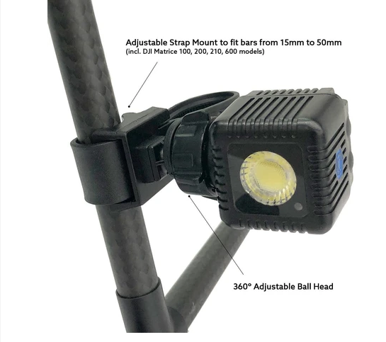 Lume Cube Matrice Inspire lighting kit
