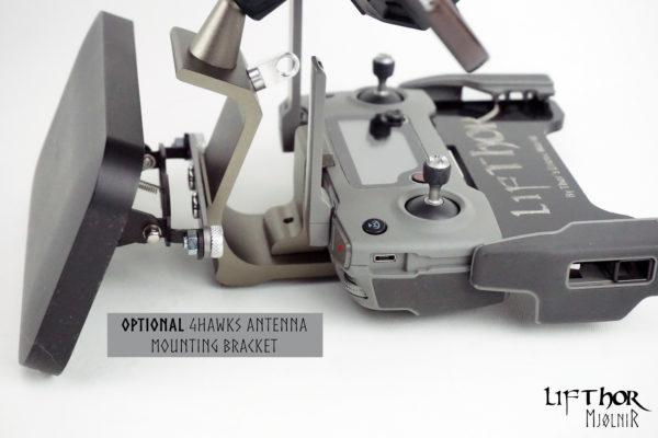 LifThor Tablet holder antenna booster Mavic