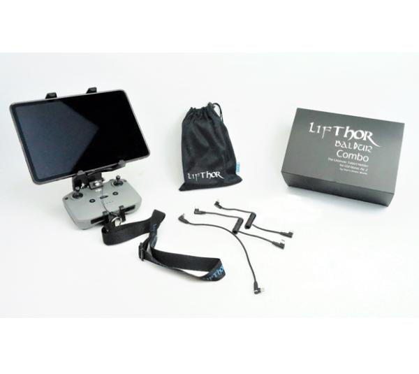 LifThor Mavic Air 2 tablet holder combo