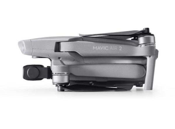 Mavic Air 2 side folded