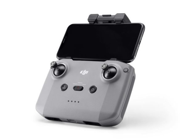 Mavic Air 2 remote with iphone