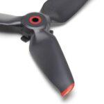 DJI FPV propeller close